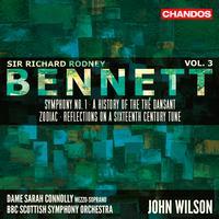 BBC Scottish Symphony Orchestra - Bennett: Orchestral Works, Vol. 3