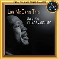 Les McCann Trio - Live at the Village Vanguard -  DSD (Double Rate) 5.6MHz/128fs Download