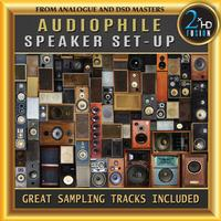 Various Artists - Audiophile Speaker Set-Up -  DSD (Double Rate) 5.6MHz/128fs Download