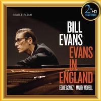 Bill Evans - Bill Evans, Evans in England
