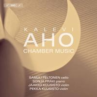 Samuli Peltonen - Kalevi Aho: Chamber Music