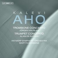 Jorgen van Rijen - Kalevi Aho: Trombone & Trumpet Concertos