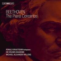 Ronald Brautigam - Beethoven: Piano Concertos