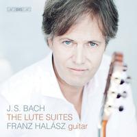 Franz Halasz - J.S. Bach: The Lute Suites