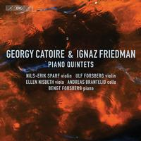 Various Artists - Catoire & Friedman: Piano Quintets