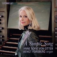 Anne Sofie von Otter - A Simple Song
