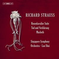 Singapore Symphony Orchestra - R. Strauss: Macbeth, Rosenkavalier Suite & Tod und Verklarung -  FLAC Multichannel 96kHz/24bit Download