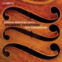 Trio Zimmermann - J.S. Bach: Goldberg Variations, BWV 988 (Arr. Trio Zimmermann for Violin, Viola & Cello)