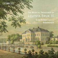 Elin Rombo - The Musical Treasures of Leufsta Bruk, Vol. 3