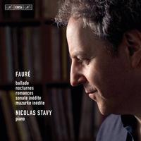 Nicolas Stavy - Faure: Piano Works