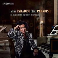 Anna Paradiso - Paradiso Plays Paradisi