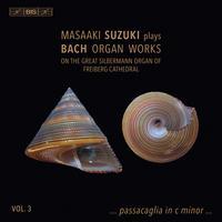 Masaaki Suzuki - Bach: Organ Works, Vol. 3