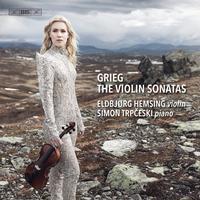Eldbjorg Hemsing - Grieg: Violin Sonatas - Hemsing: Homecoming