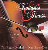 Drinkall-Baker Duo - Fantasies & Finesse -  FLAC 176kHz/24bit Download