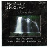 Charles West - Brahms & Beethoven Piano Trios