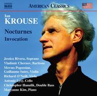 Various Artists - Ian Krouse: Nocturnes, Op. 60 & Invocation, Op. 54