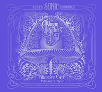 The Allman Brothers Band - Bear's Sonic Journals: Fillmore East, February 11, 13, 14, 1970