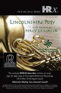 Jerry Junkin - Lincolnshire Posy -  ALAC 176kHz/24bit Download