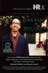 Joel Fan - West of the Sun -  DSD (Single Rate) 2.8MHz/64fs Download