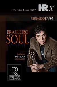 Reinaldo Brahn - Brasileiro Soul -  ALAC 176kHz/24bit Download