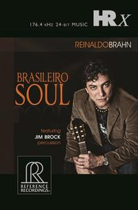 Reinaldo Brahn - Brasileiro Soul -  DSD (Single Rate) 2.8MHz/64fs Download