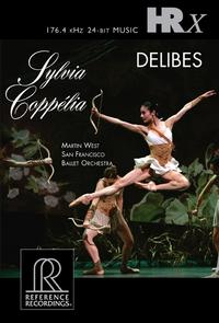 San Francisco Ballet Orchestra - Delibes: Sylvia & Coppelia -  DSD (Single Rate) 2.8MHz/64fs Download