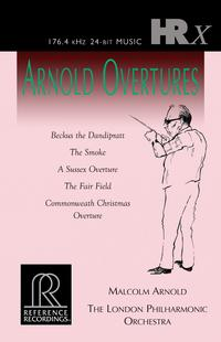 Malcolm Arnold - Overtures Of Malcolm Arnold -  ALAC 176kHz/24bit Download