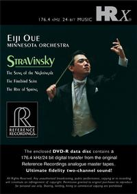 Eiji Oue - Stravinsky: Song Of The Nightingale -  ALAC 176kHz/24bit Download