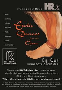 Eiji Oue - Exotic Dances From The Opera -  ALAC 176kHz/24bit Download