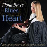 Fiona Boyes - Blues in My Heart -  FLAC 44kHz/24bit Download