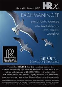 Eiji Oue - Rachmaninoff: Symphonic Dances; Vocalise
