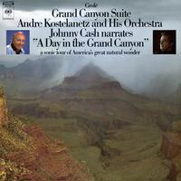 Andre Kostelanetz & His Orchestra with Johnny Cash - The Lure Of The Grand Canyon