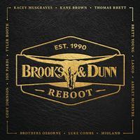 Brooks & Dunn - Reboot...Brand New Man/Believe
