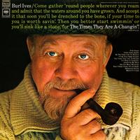 Burl Ives - The Times They Are A-Changin'
