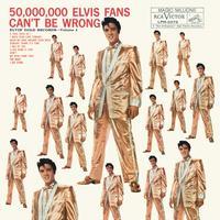 Elvis Presley - 50,000,000 Elvis Fans Can't Be Wrong: Elvis' Gold Records, Vol. 2