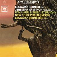 Leonard Bernstein - Bernstein: Symphony No. 1 - Harris: Symphony No. 3