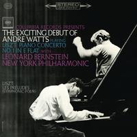 Andre Watts - Liszt: Piano Concerto No. 1 in E-Flat Major, S. 124 & Les Preludes, S. 97