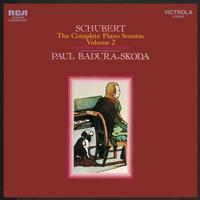 Paul Badura-Skoda - Schubert: Seven Early Sonatas (1815-1817)