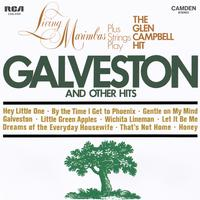 Living Marimbas - Living Marimbas Plus Strings Play the Glen Campbell Hit 'Galveston' and Other Hits