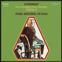 Paul Badura-Skoda - Schubert: Six Sonatas (1817-1823)