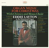 Eddie Layton at the Hammond Organ with Chimes & Brass Choir - Organ Music for Christmas
