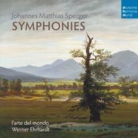 L'arte del mondo - Johannes Matthias Sperger: Symphonies