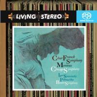 Pierre Monteux - Franck: Symphony in D minor/ Stravinsky: Petrouchka