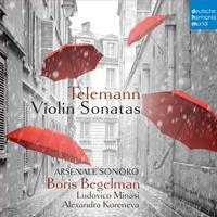 Boris Begelman - Telemann: Violin Sonatas