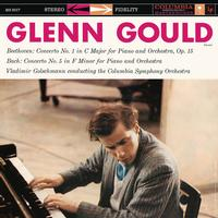 Glenn Gould - Beethoven: Piano Concerto No. 1 in C Major, Op. 15 - Bach: Keyboard Concerto No. 5 in F Minor, BWV 1056