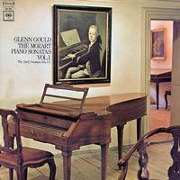 Glenn Gould - Mozart: Piano Sonatas Nos. 1-5