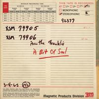 Aretha Franklin - A Bit Of Soul -  FLAC 96kHz/24bit Download