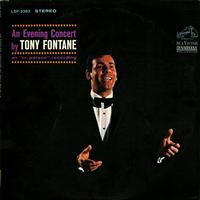 Tony Fontane - An Evening Concert by Tony Fontane (Live)