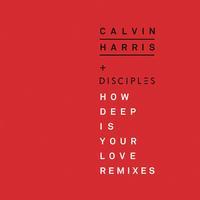 Calvin Harris Disciples-How Deep Is Your Love-FLAC