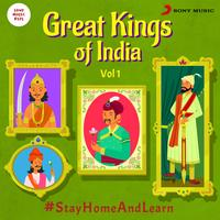 Harish Moily - Great Kings of India, Vol. 1